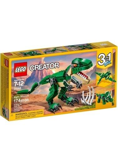 Lego LEGO Creator Muhteşem Dinozorlar  Renkli